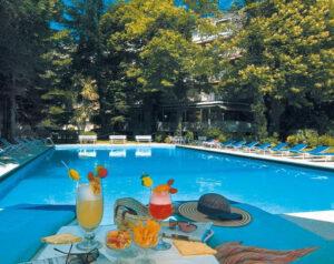 Piscina Benessere Hotel San Marco a Fiuggi